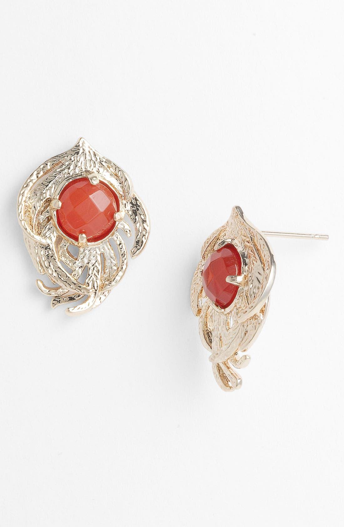Alternate Image 1 Selected - Kendra Scott 'Hailey' Stud Earrings