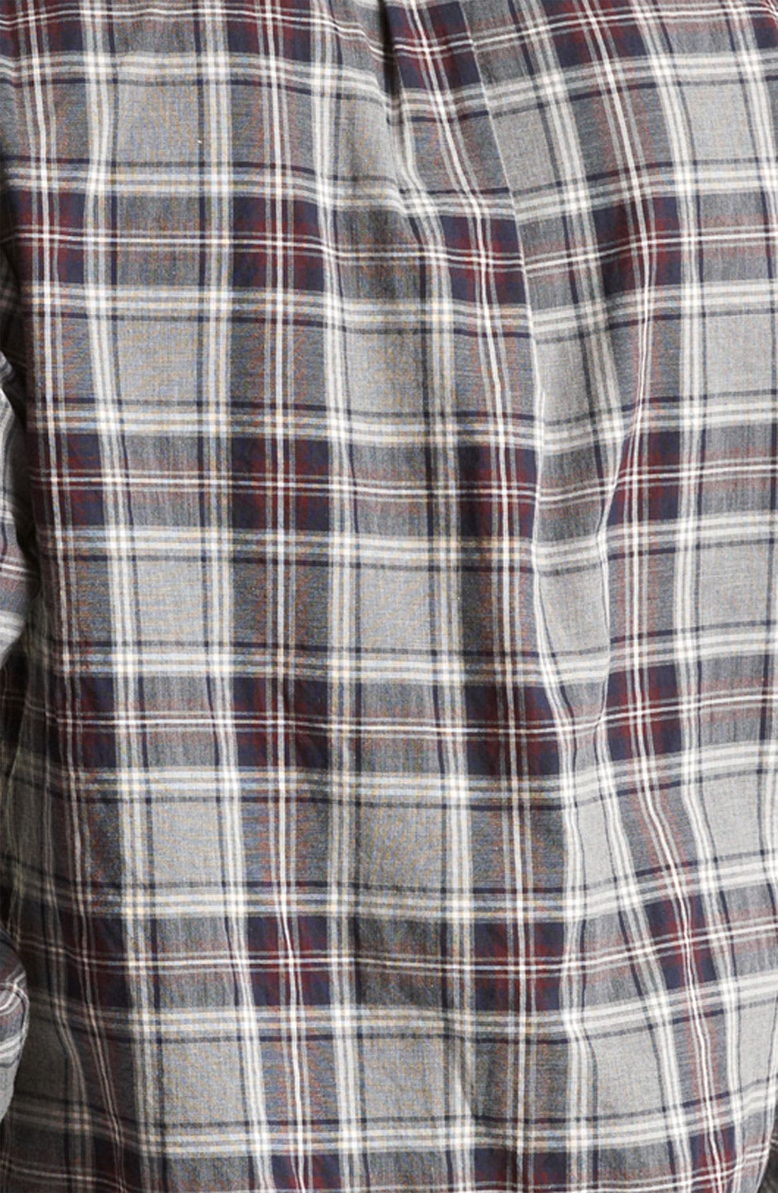 Alternate Image 3  - Todd Snyder Plaid Sport Shirt