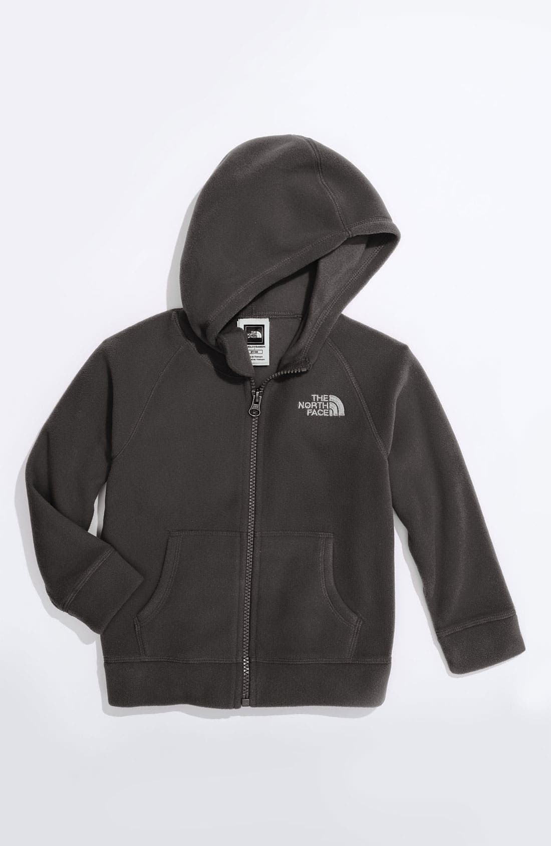 Alternate Image 1 Selected - The North Face 'Glacier' Fleece Jacket (Toddler)