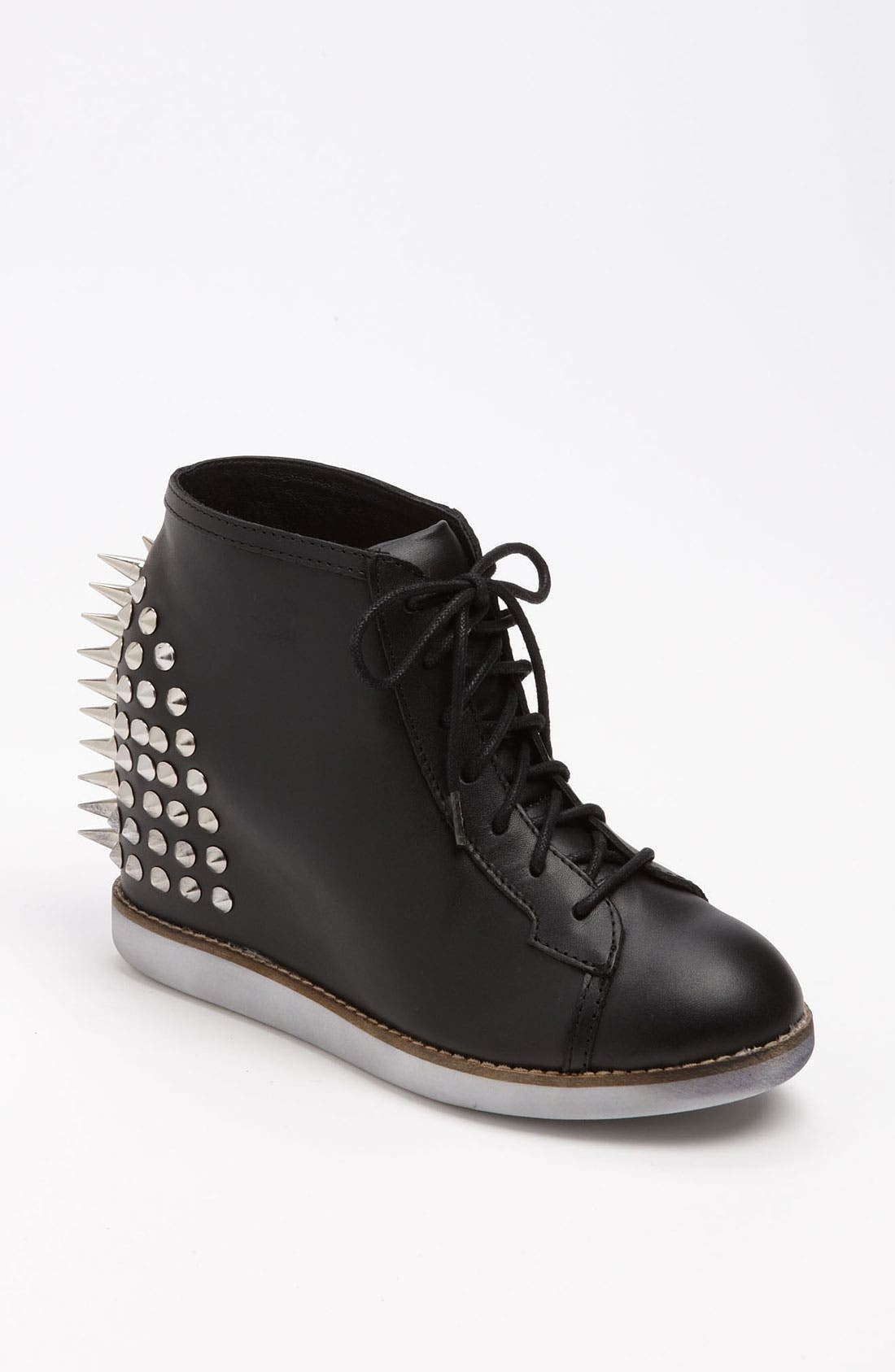 Alternate Image 1 Selected - Jeffrey Campbell 'Edea Spiked' Sneaker