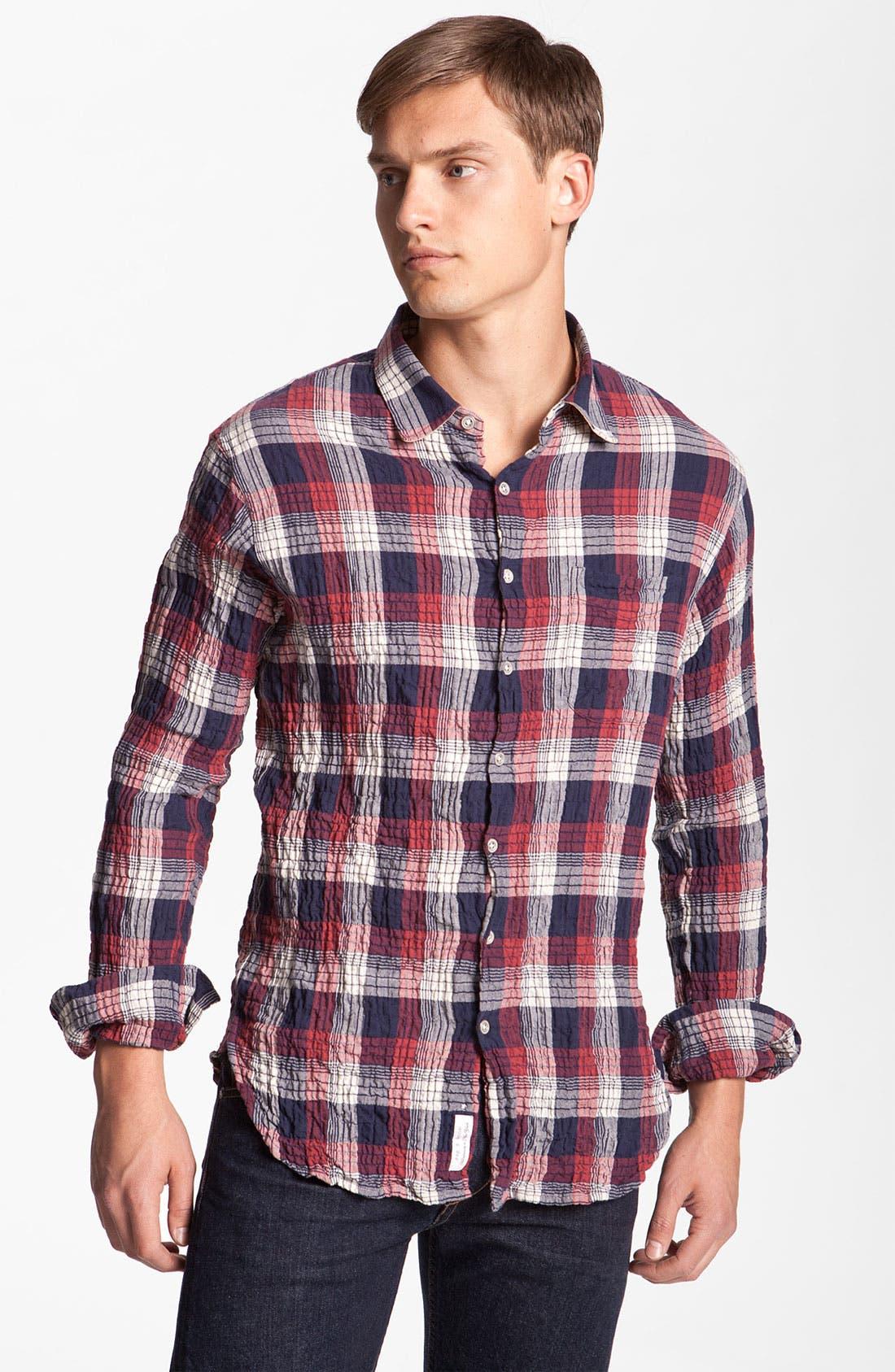 Main Image - rag & bone 'Beach' Woven Shirt