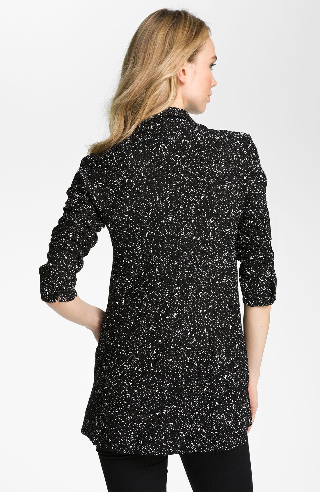 Alternate Image 2  - Diane von Furstenberg 'Vintage Galaxy' Jacket