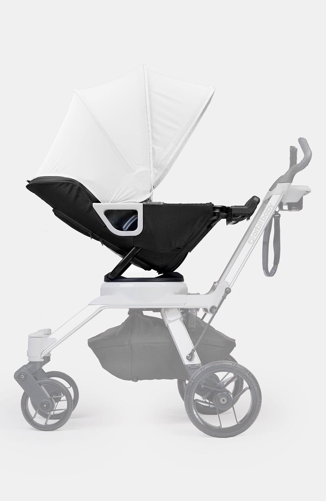 Alternate Image 2  - orbit baby® 'G2' Reclining 3DRotation™ Stroller Seat
