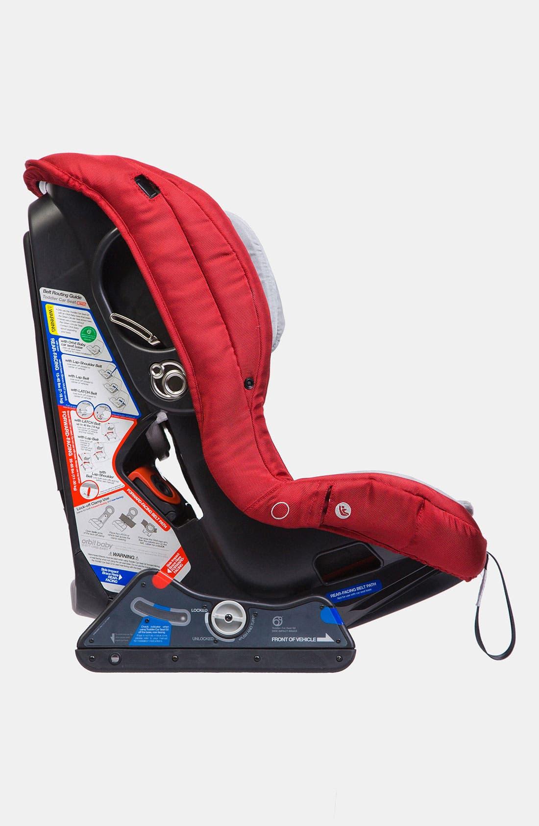 Alternate Image 4  - orbit baby® 'G2' Toddler Car Seat