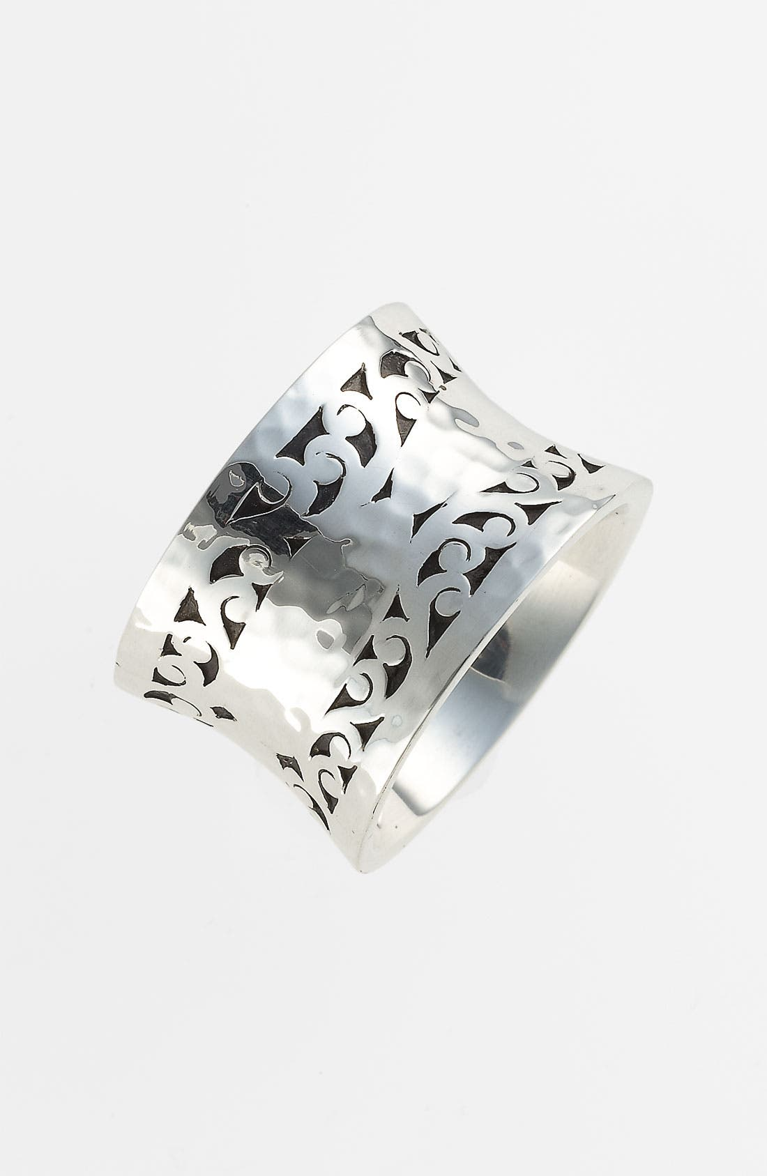 Alternate Image 1 Selected - Lois Hill 'Moroccan Sunset' Cigar Band Ring
