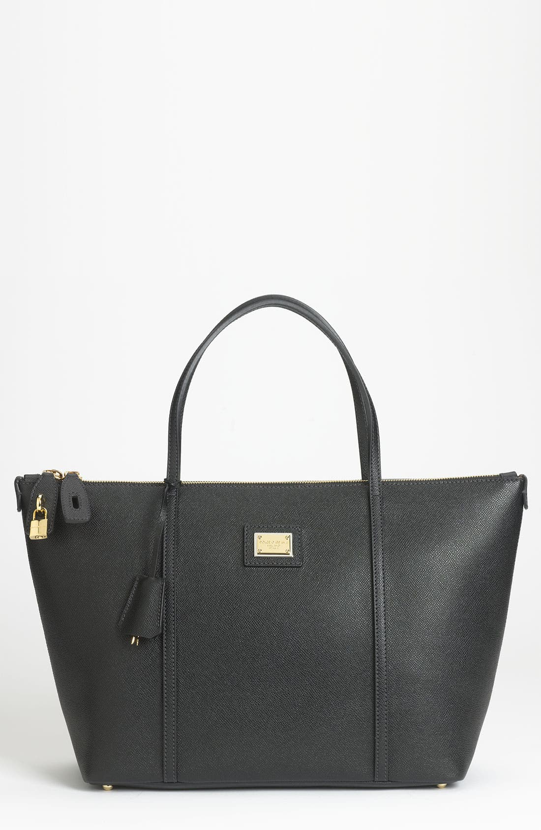 Main Image - Dolce&Gabbana 'Miss Escape - Classic' Leather Tote