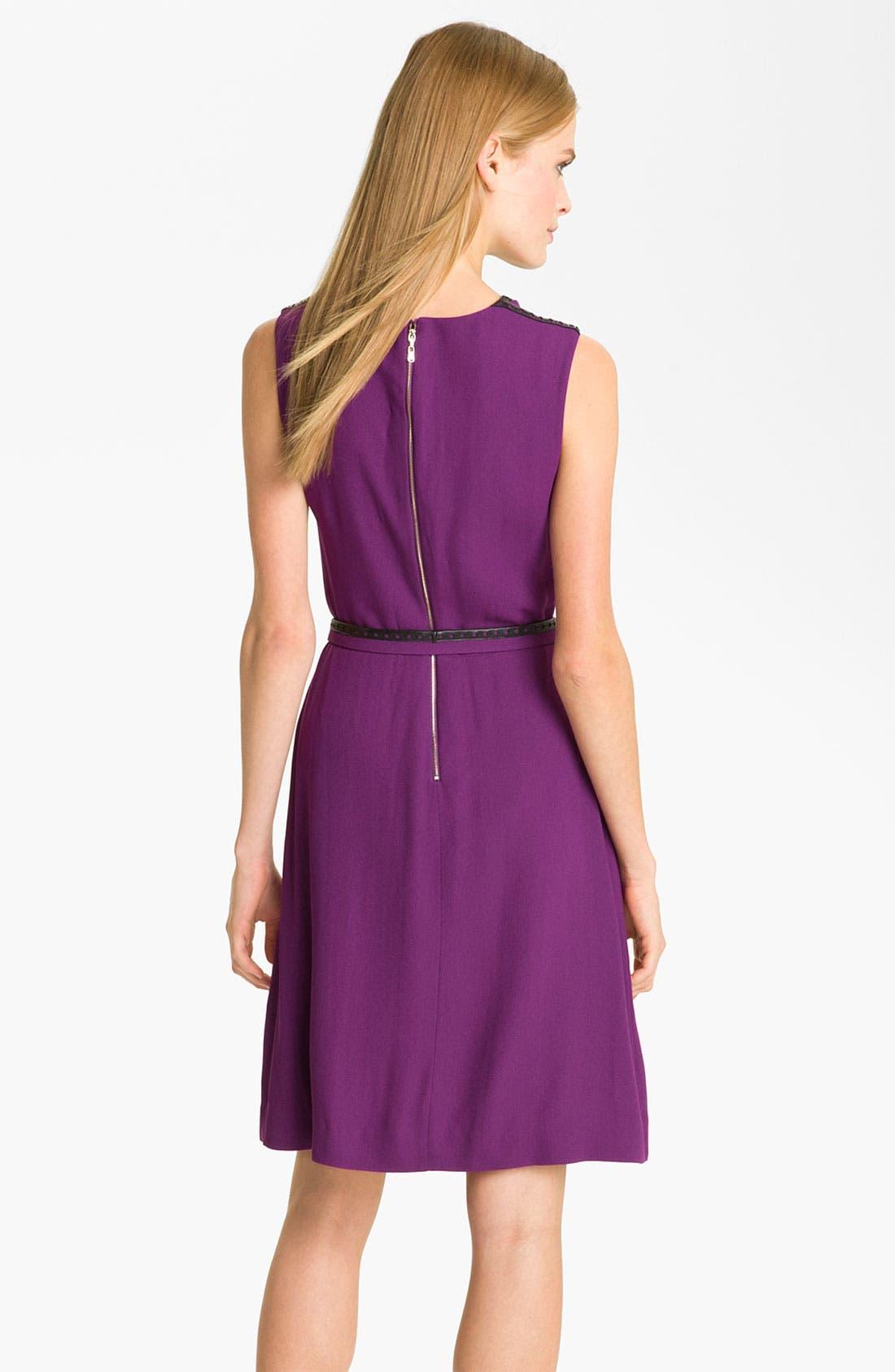 Alternate Image 2  - Rachel Roy Crepe Faux Wrap Dress (Online Exclusive)