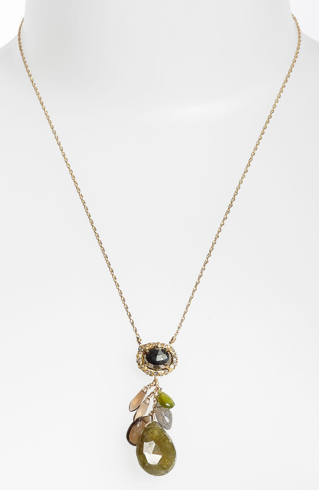 Alternate Image 1 Selected - Alexis Bittar 'Elements - Siyabona' Cluster Pendant Necklace
