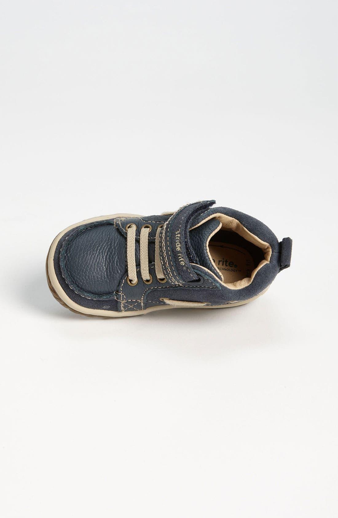 Alternate Image 3  - Stride Rite 'Toby' Sneaker (Baby, Walker & Toddler)