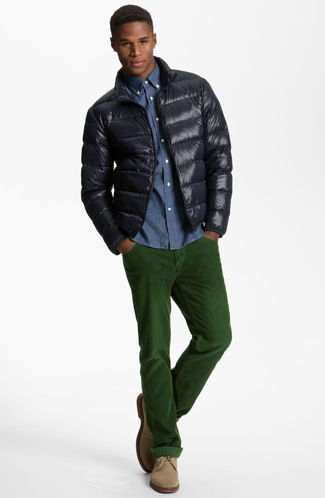 Alternate Image 4  - Gant Rugger 'Luxury' Woven Shirt