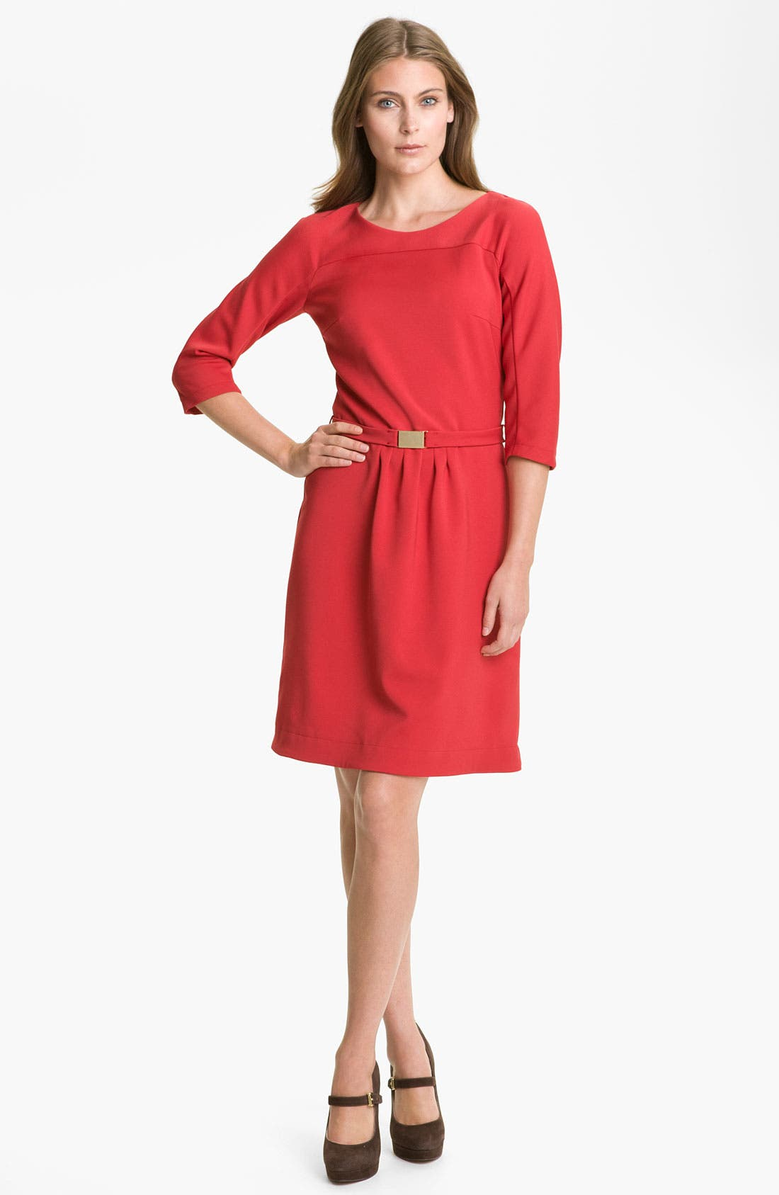Alternate Image 1 Selected - BOSS HUGO BOSS 'Hillary' Dress