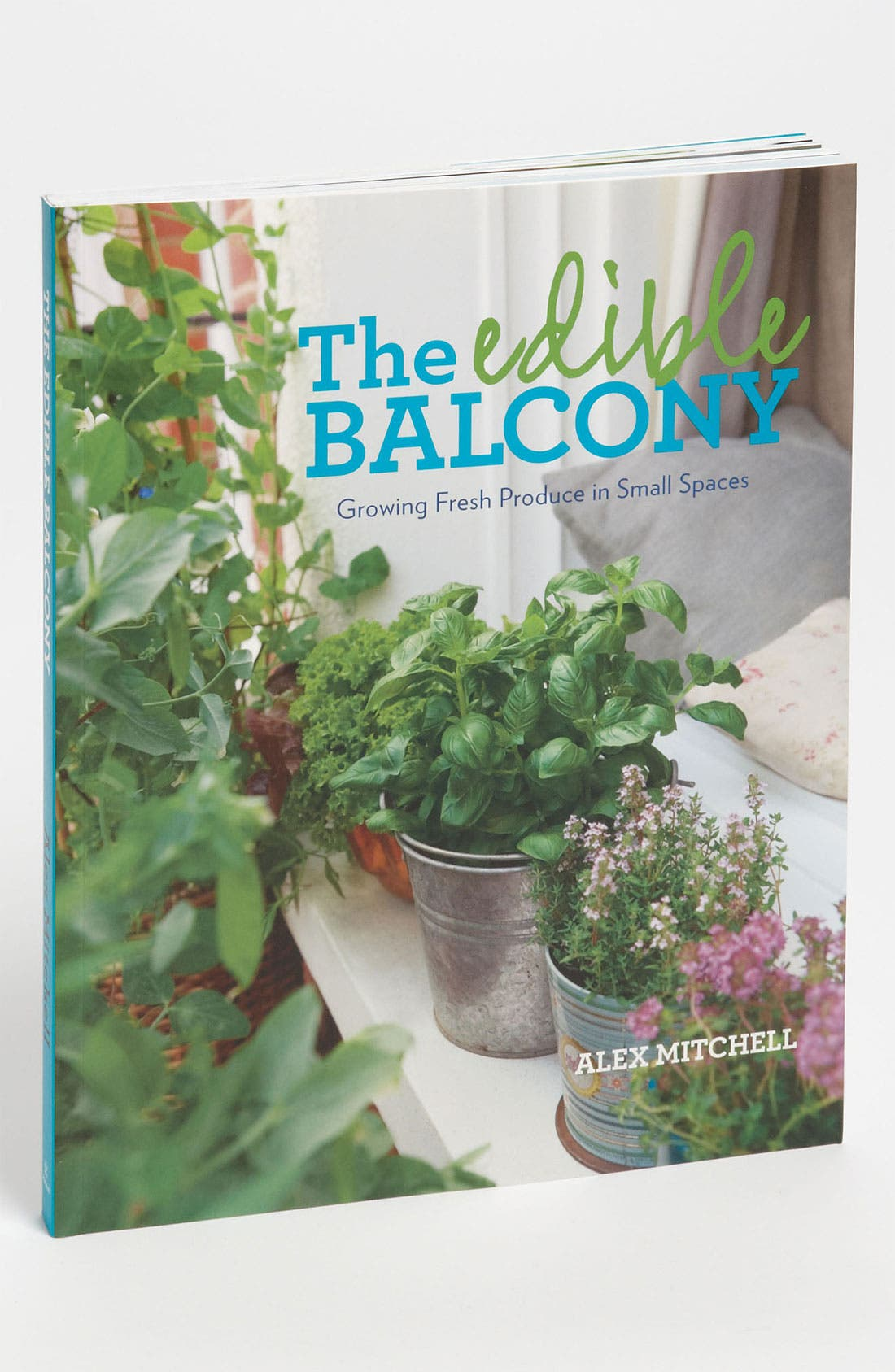 Main Image - 'The Edible Balcony' Urban Gardening Book