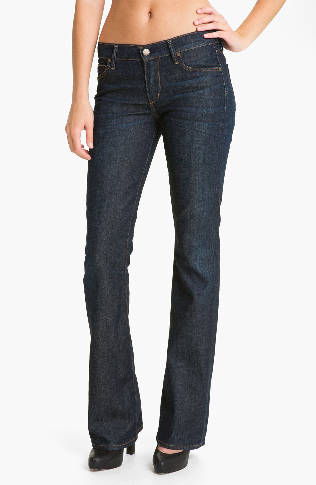 Alternate Image 1 Selected - Citizens of Humanity 'Amber' Bootcut Jeans (Glory)