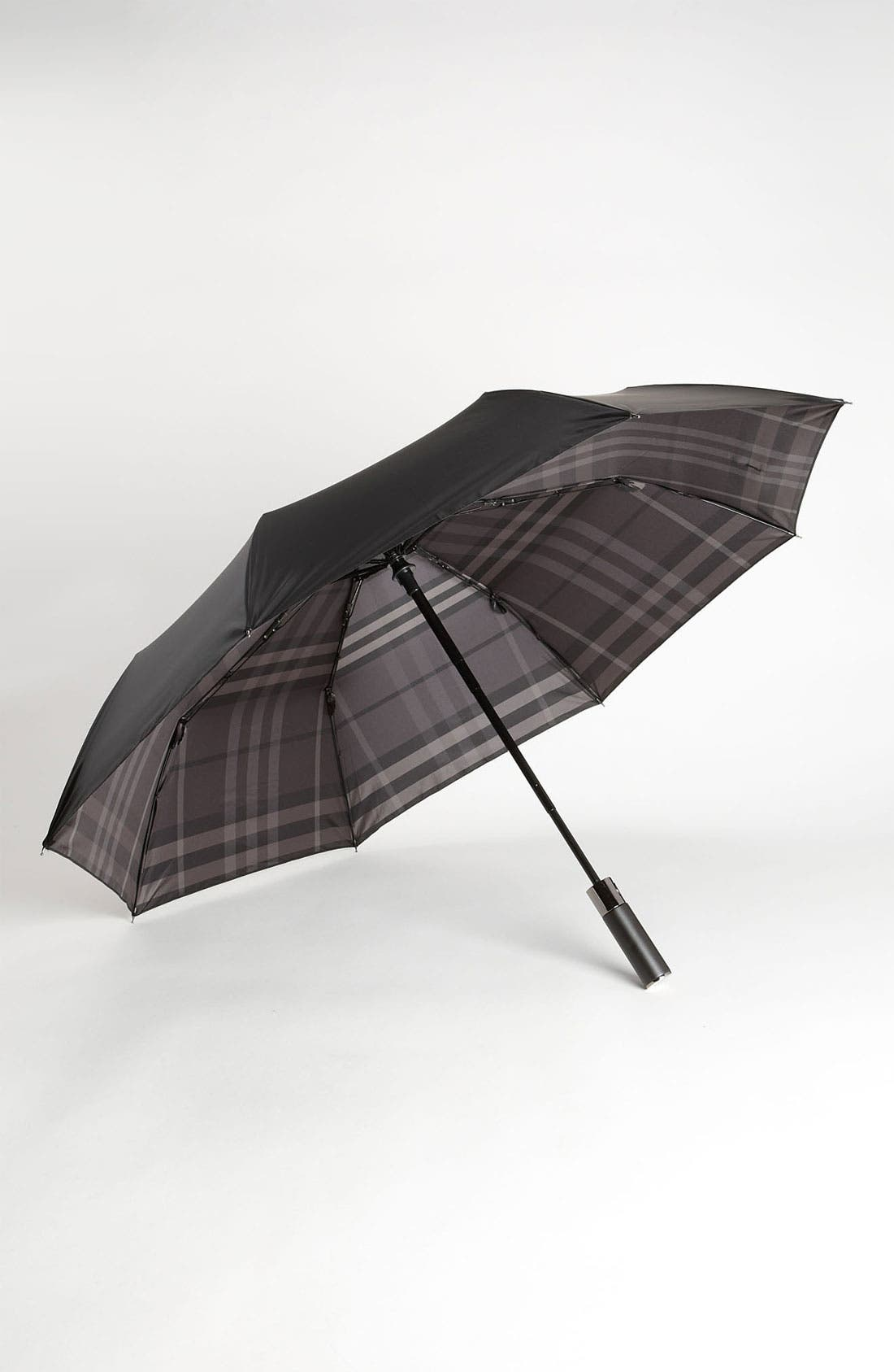 Alternate Image 1 Selected - Burberry Folding Umbrella
