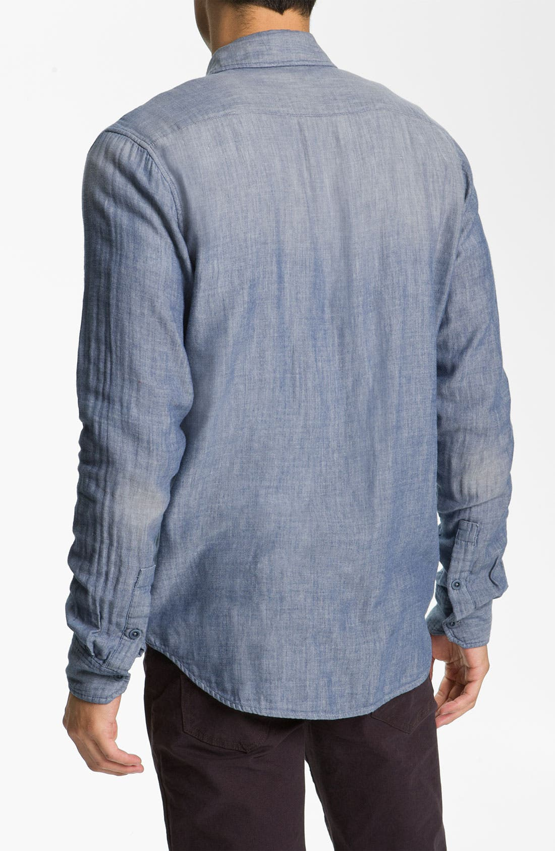 Alternate Image 2  - Joe's 'Relax' Chambray Shirt