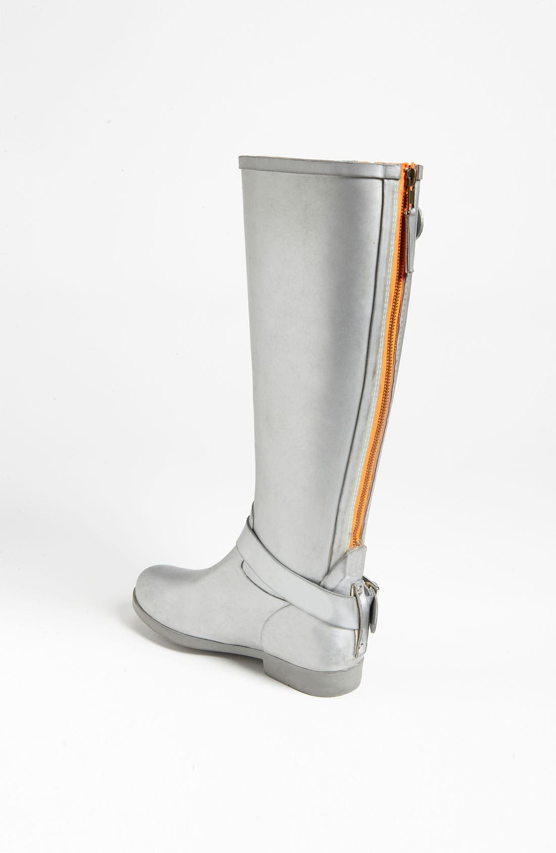 Alternate Image 2  - Steve Madden 'Tsunamii' Contrast Zip Rain Boot (Women)