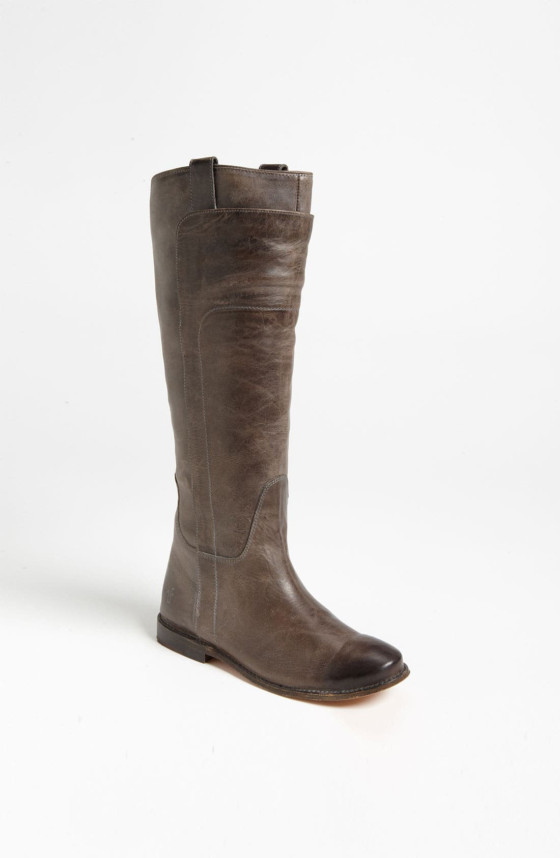 Alternate Image 1 Selected - Frye 'Paige' Tall Leather Riding Boot