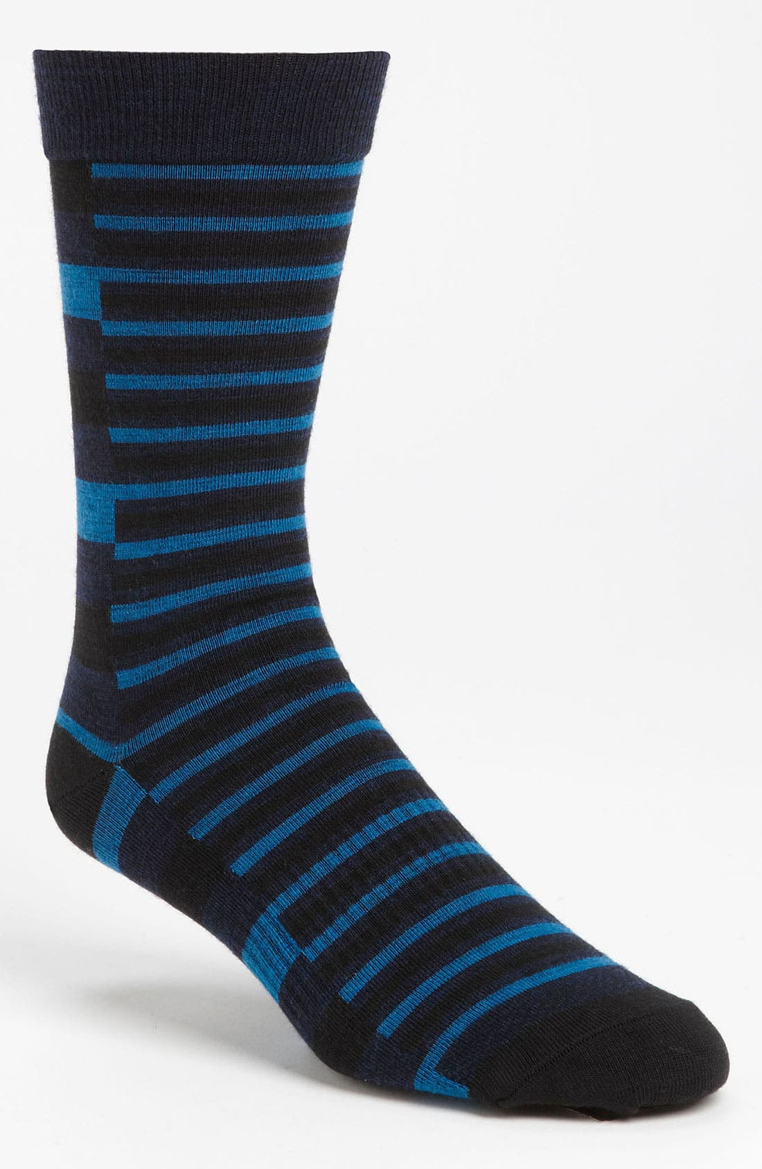 Alternate Image 1 Selected - Smartwool 'Split Stripe' Socks