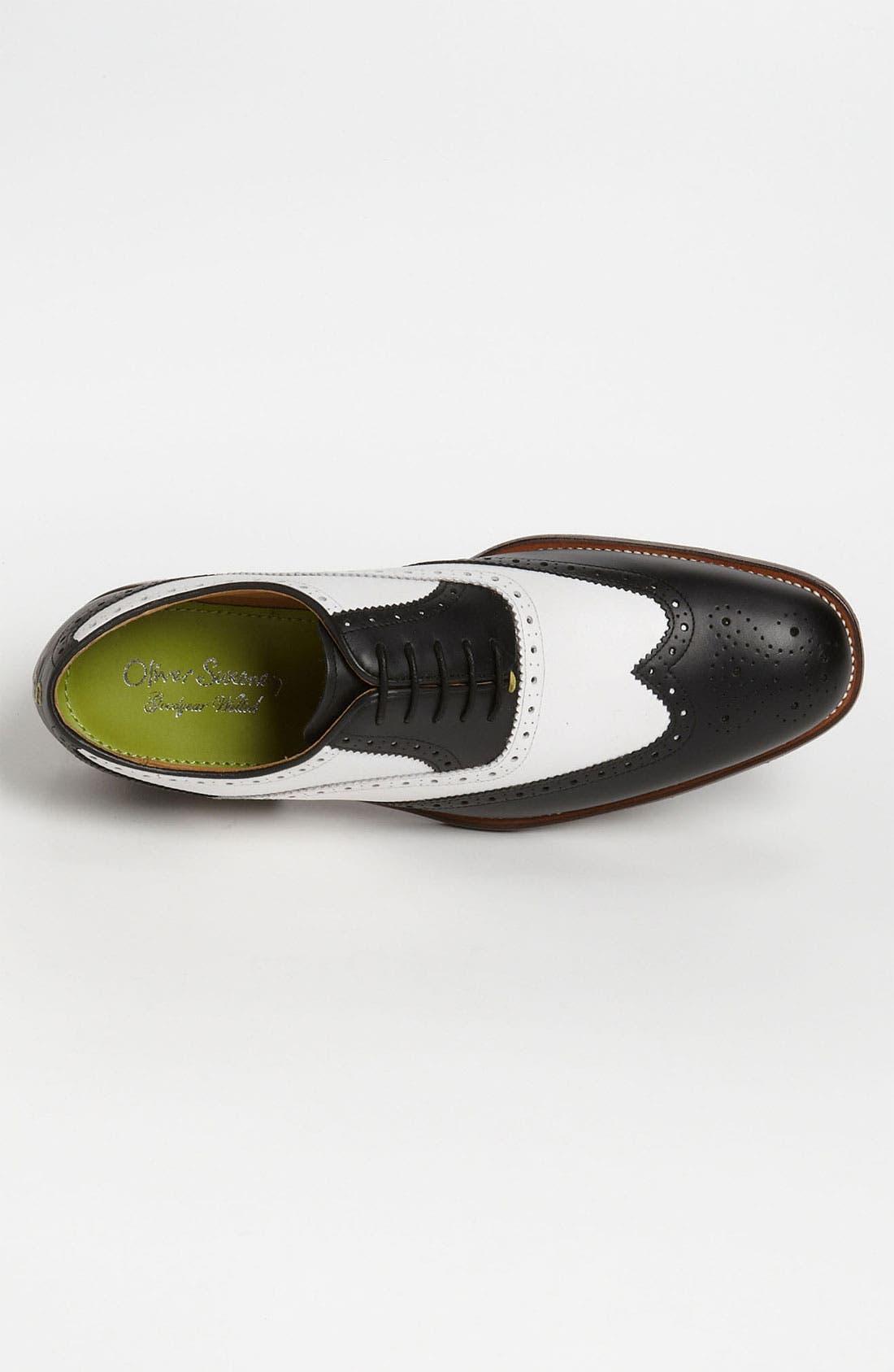 Alternate Image 3  - Oliver Sweeney 'Royale' Wingtip Golf Shoe (Men)