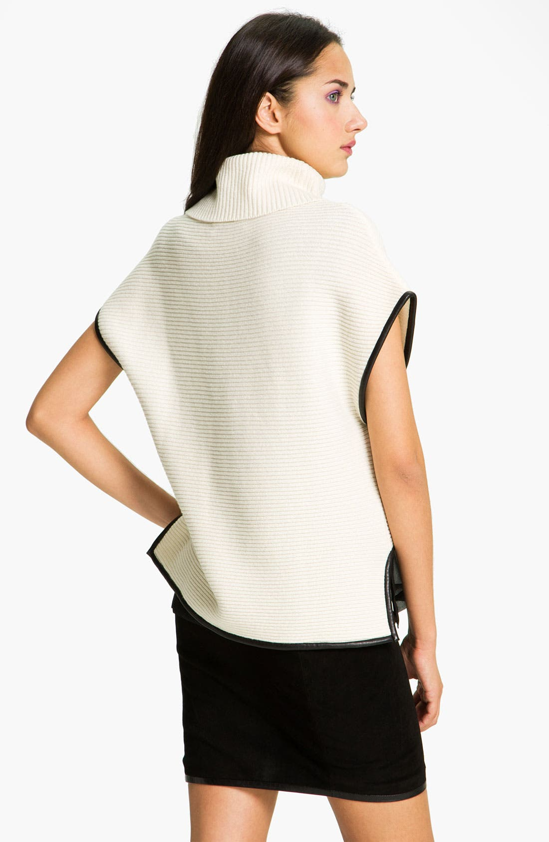 Alternate Image 2  - Robert Rodriguez Ribbed Turtleneck Sweater
