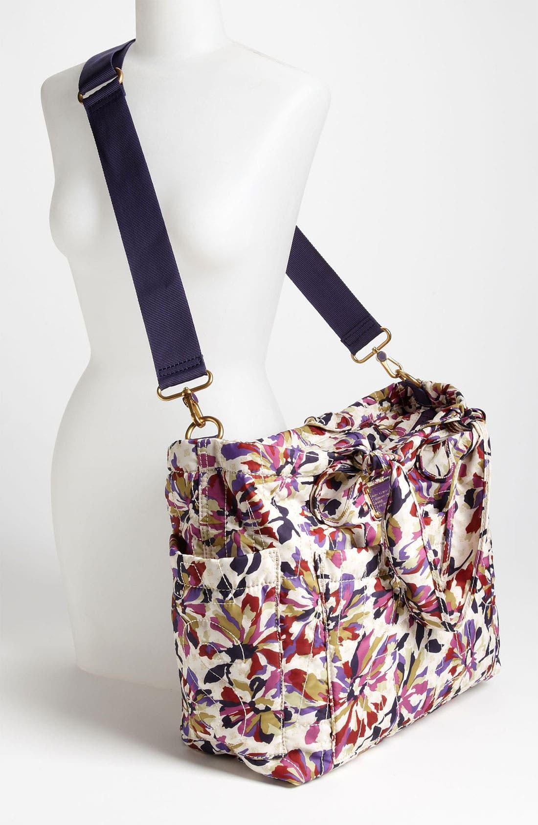 Alternate Image 2  - MARC BY MARC JACOBS 'Pretty Nylon Eliz-A-Baby' Diaper Bag