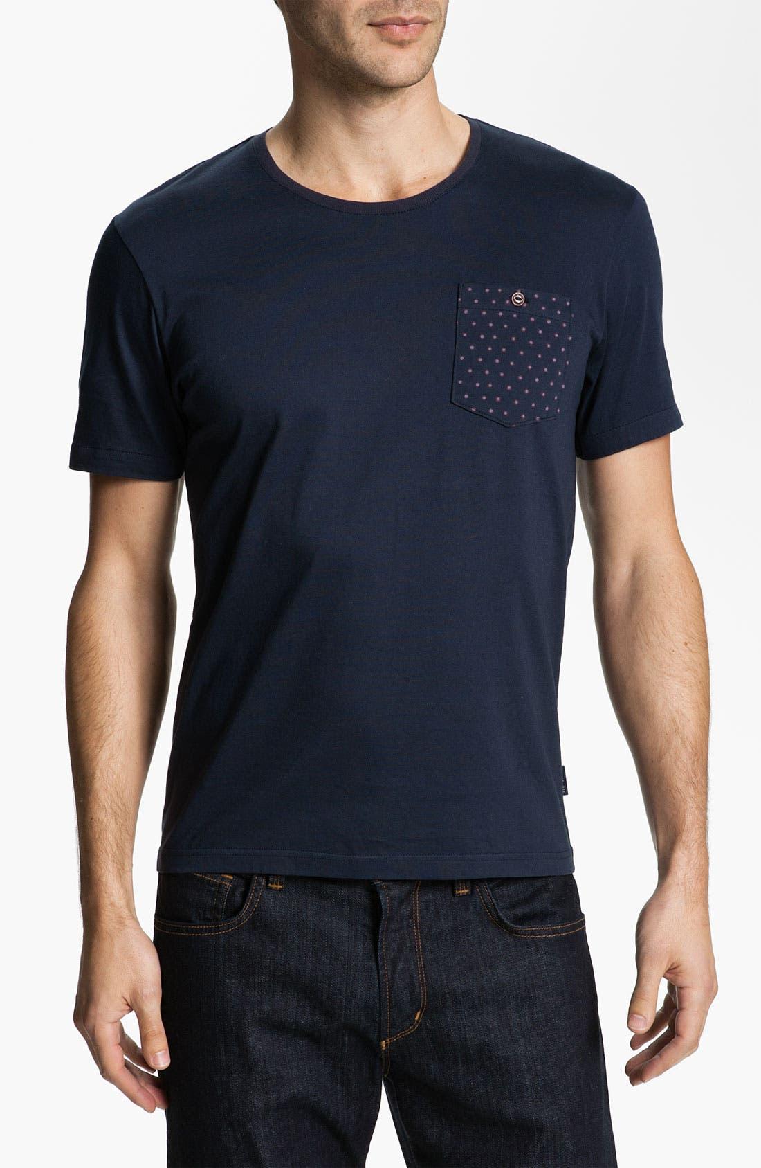 Main Image - Ted Baker London 'Nonotno' Crewneck T-Shirt