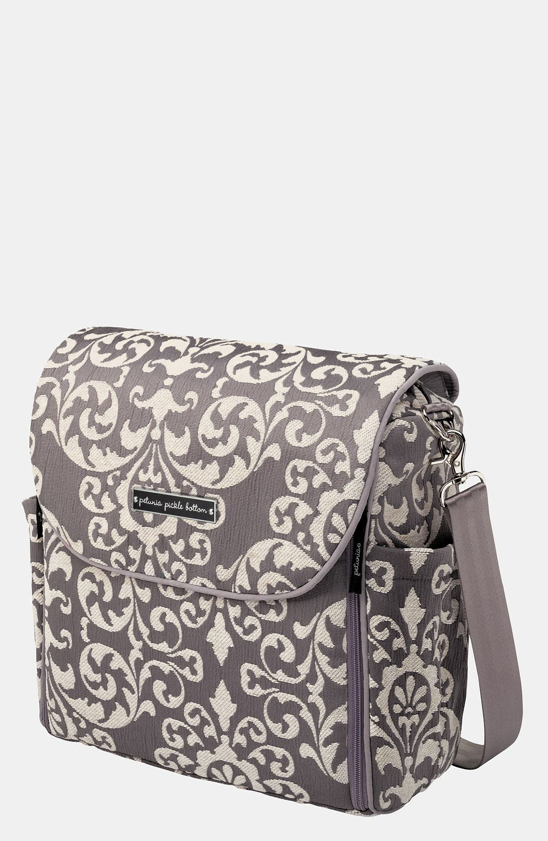 Main Image - Petunia Pickle Bottom 'Boxy' Backpack Diaper Bag