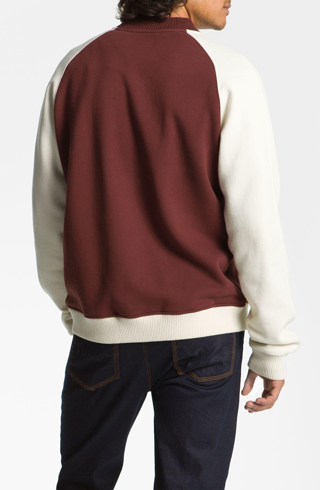 Alternate Image 2  - WeSC 'Balker' Varsity Jacket