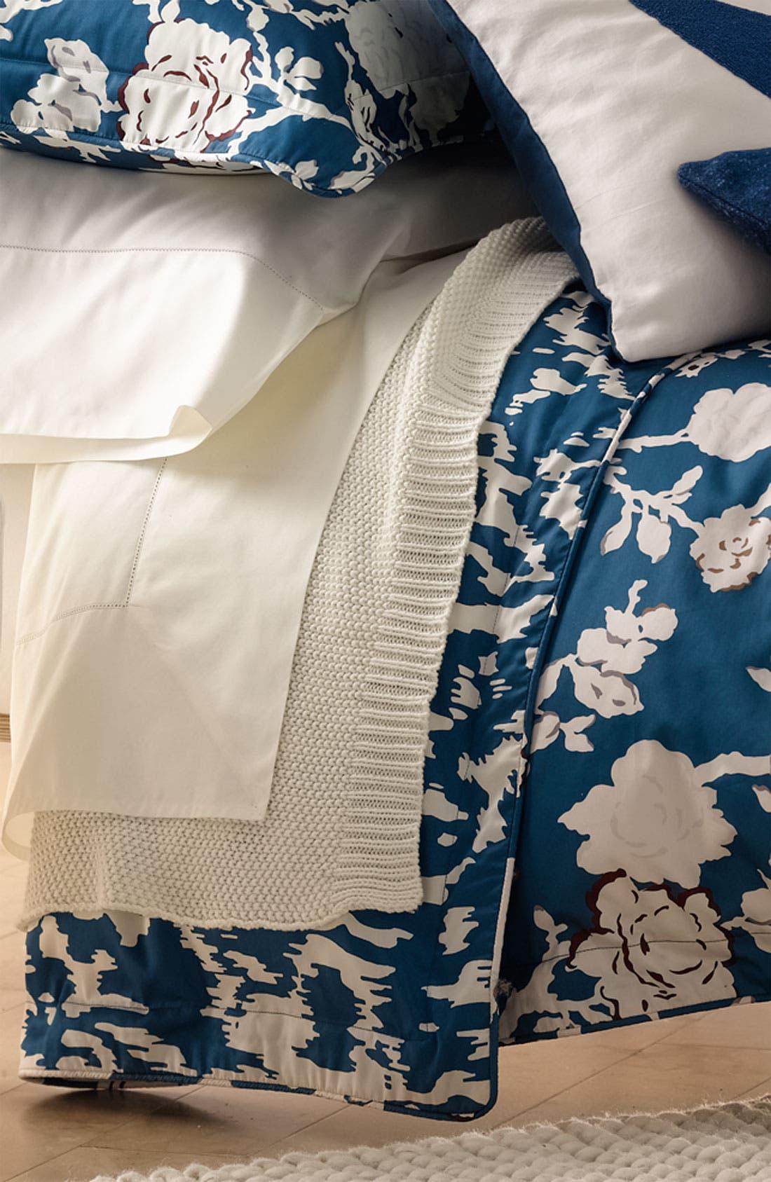 Alternate Image 1 Selected - Diane von Furstenberg 'China Vine' 300 Thread Count Duvet Cover