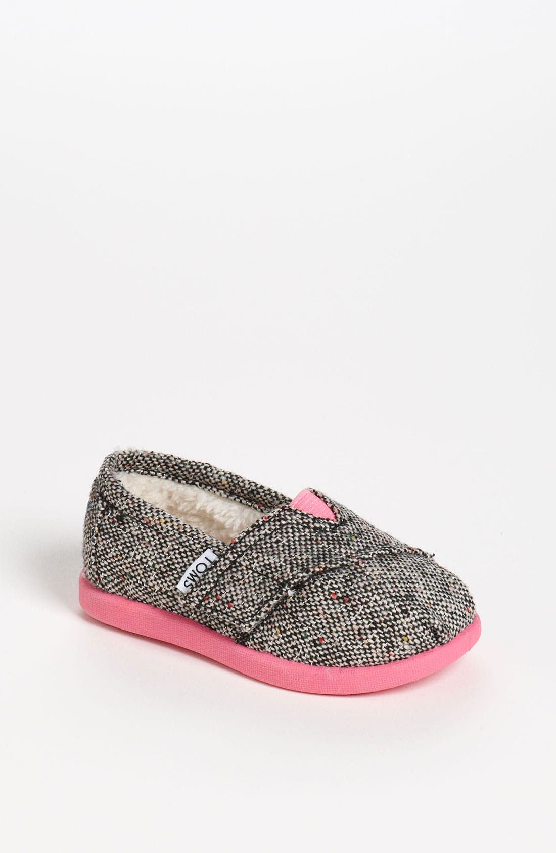 Alternate Image 1 Selected - TOMS 'Classic Tiny - Karsen' Slip-On (Baby, Walker & Toddler)