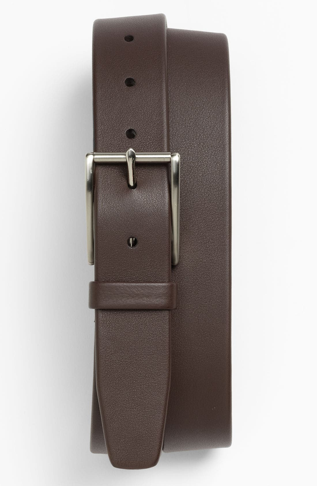 Main Image - John W. Nordstrom® Leather Belt