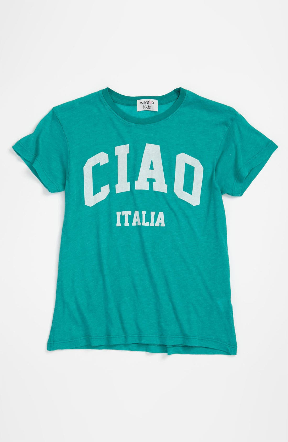 Alternate Image 1 Selected - Wildfox Oversize Tee (Big Girls)