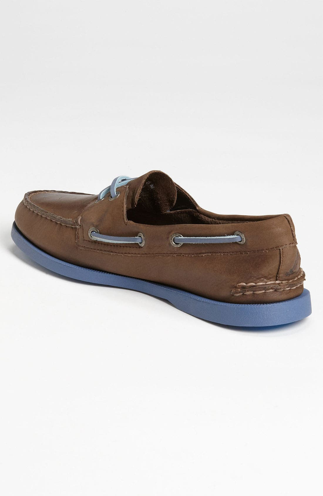 Alternate Image 2  - Sperry Top-Sider® 'Authentic Original' Burnished Boat Shoe