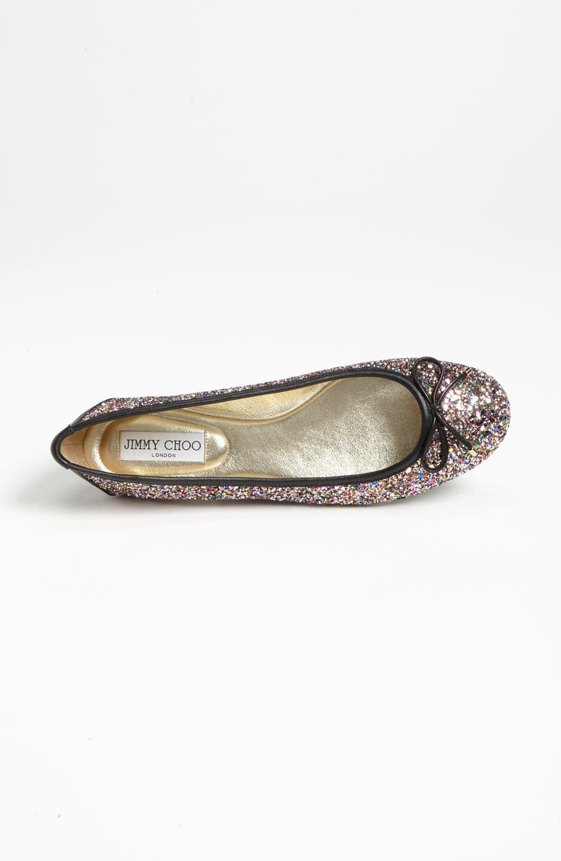 Alternate Image 3  - Jimmy Choo 'Walsh' Glitter Flat