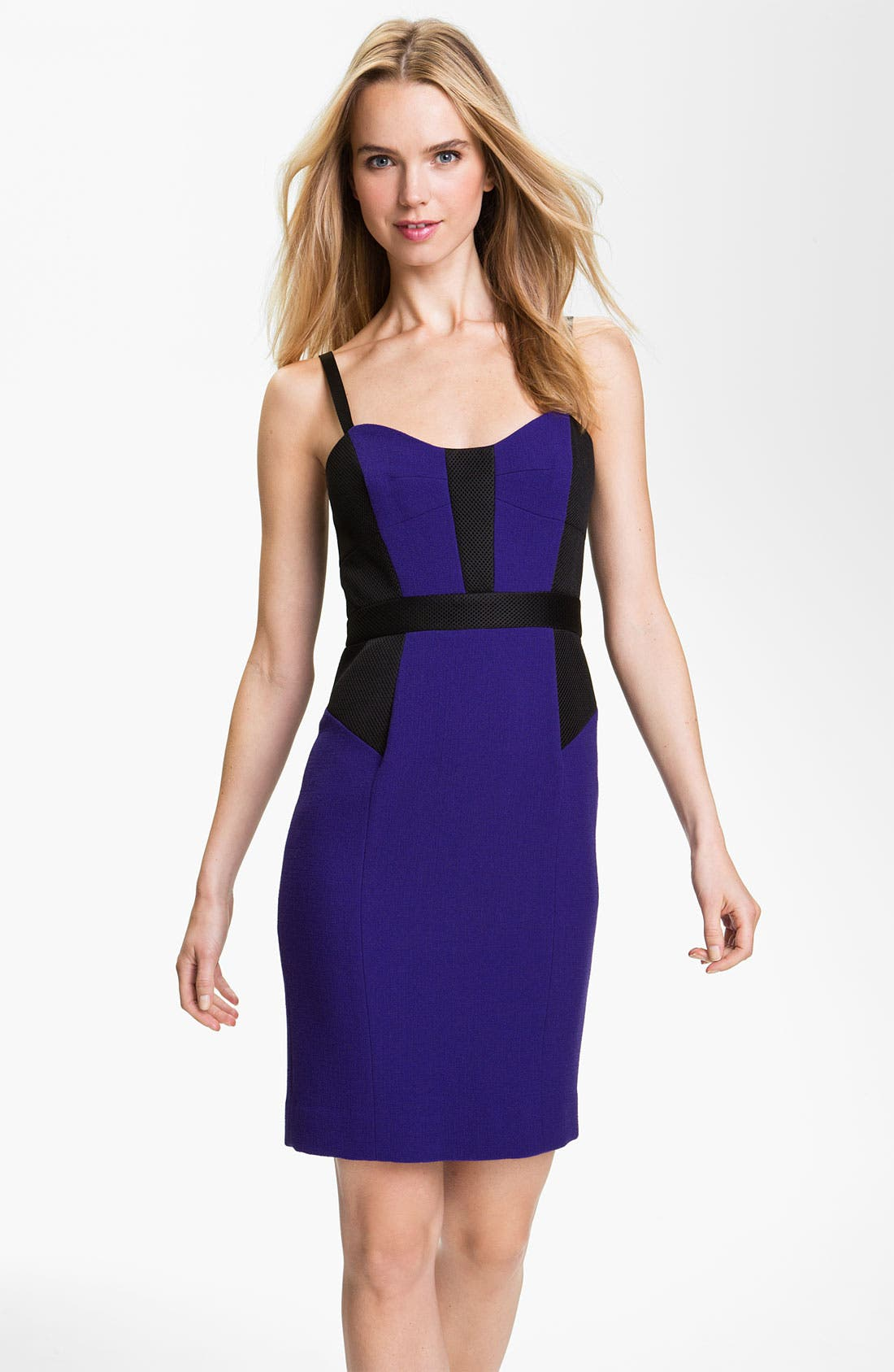 Alternate Image 1 Selected - Milly 'Clarise' Sheath Dress