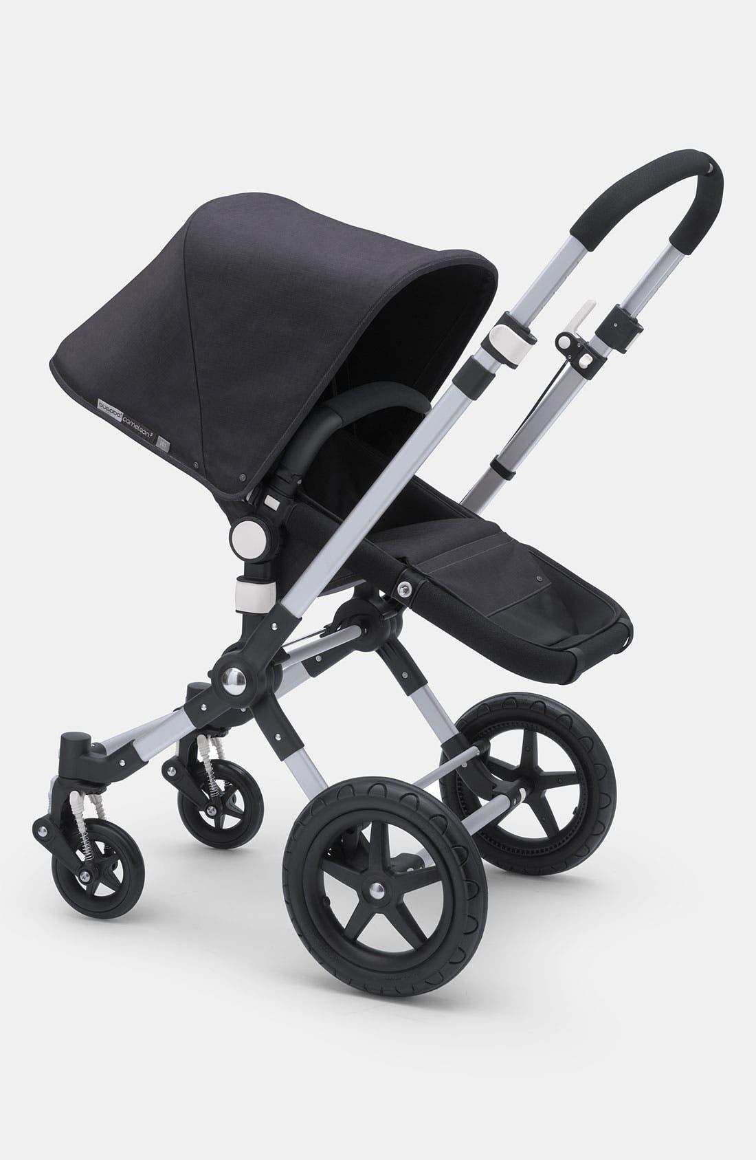 Alternate Image 2  - Bugaboo 'Cameleon³ - Denim 107' Stroller