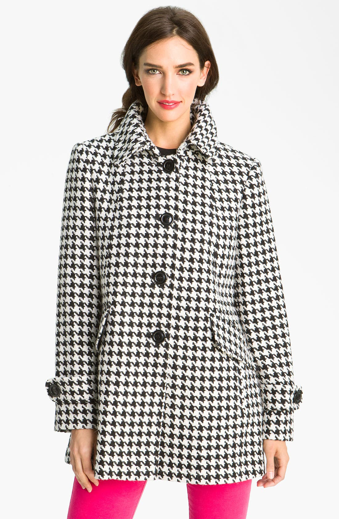 Main Image - Gallery Houndstooth Jacket