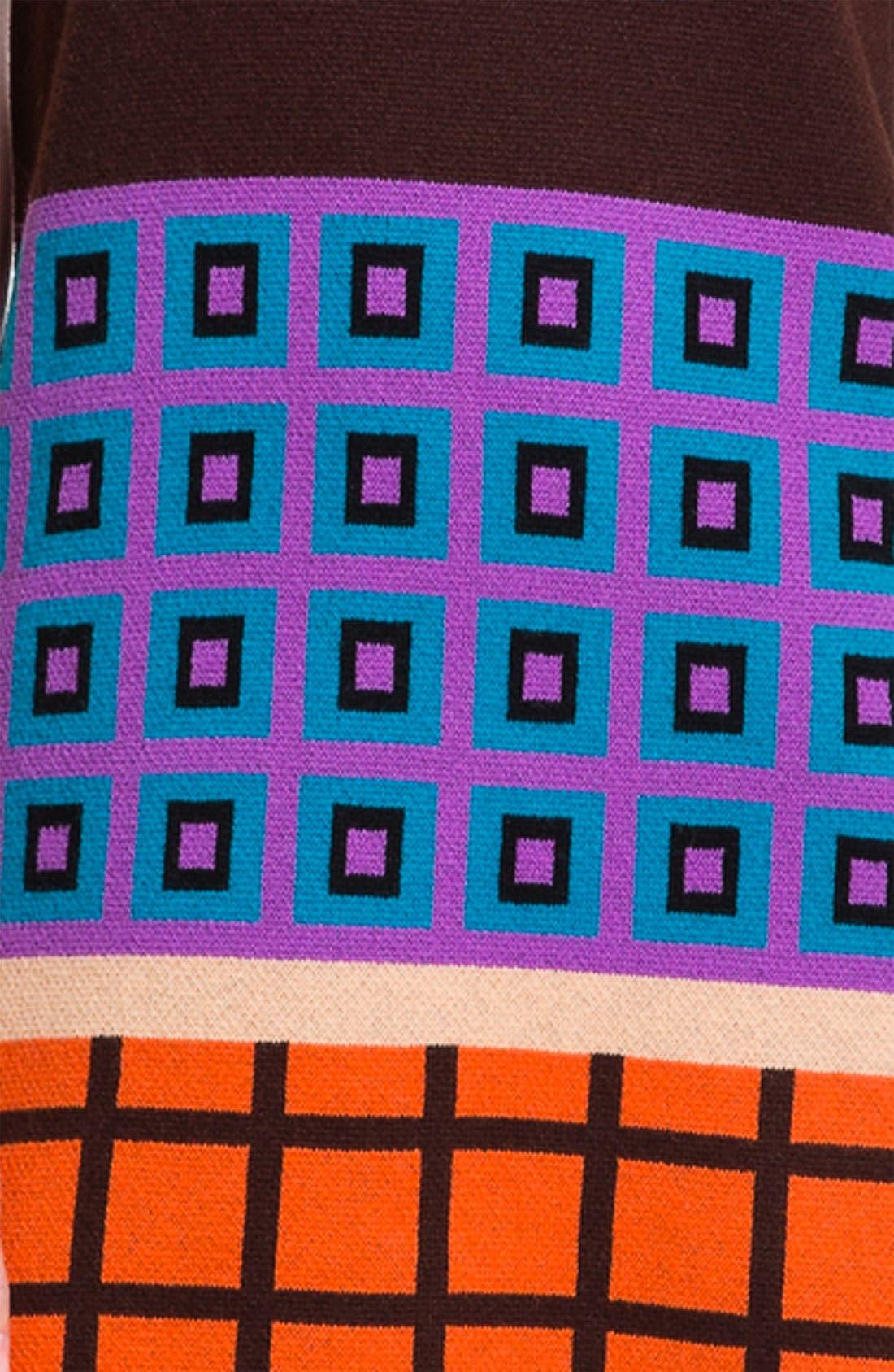 Alternate Image 3  - kate spade new york 'freyda' wool blend sweater shift dress