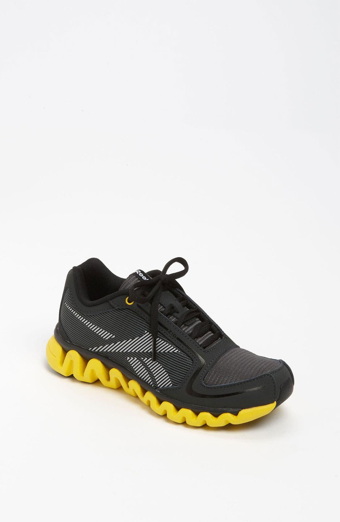 Alternate Image 1 Selected - Reebok 'ZigLite Run' Sneaker (Toddler, Little Kid & Big Kid)