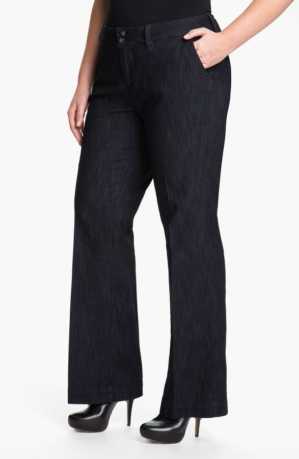 Jag Jeans 'Pearl' Trouser Jeans (Plus Size) | Nordstrom
