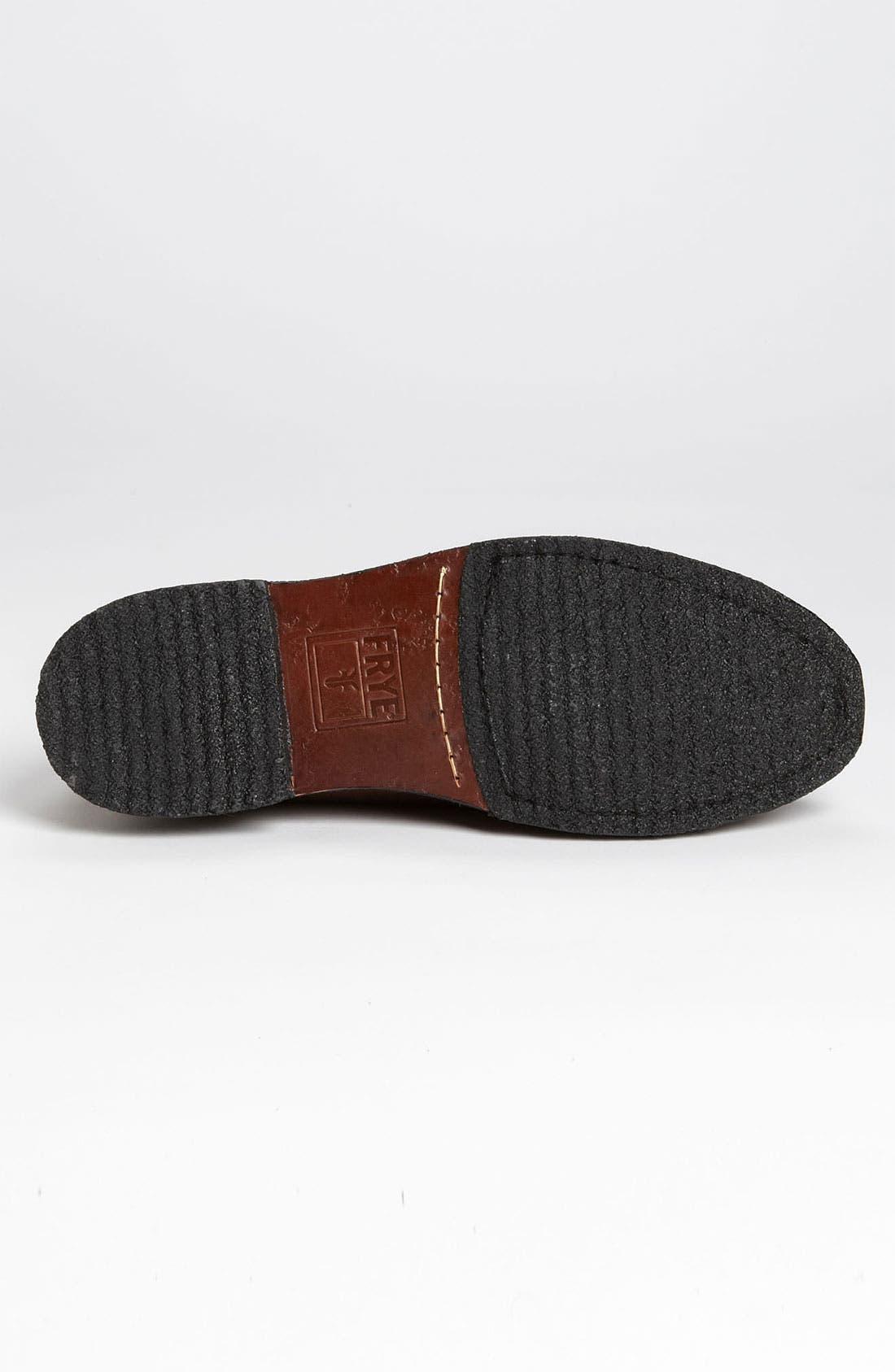 Alternate Image 4  - Frye 'Dakota' Moc Toe Boot