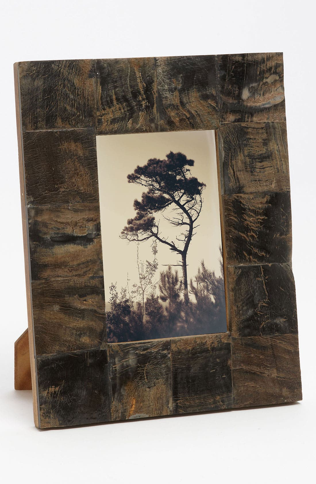 Main Image - Rustic Tile Picture Frame (4x6)