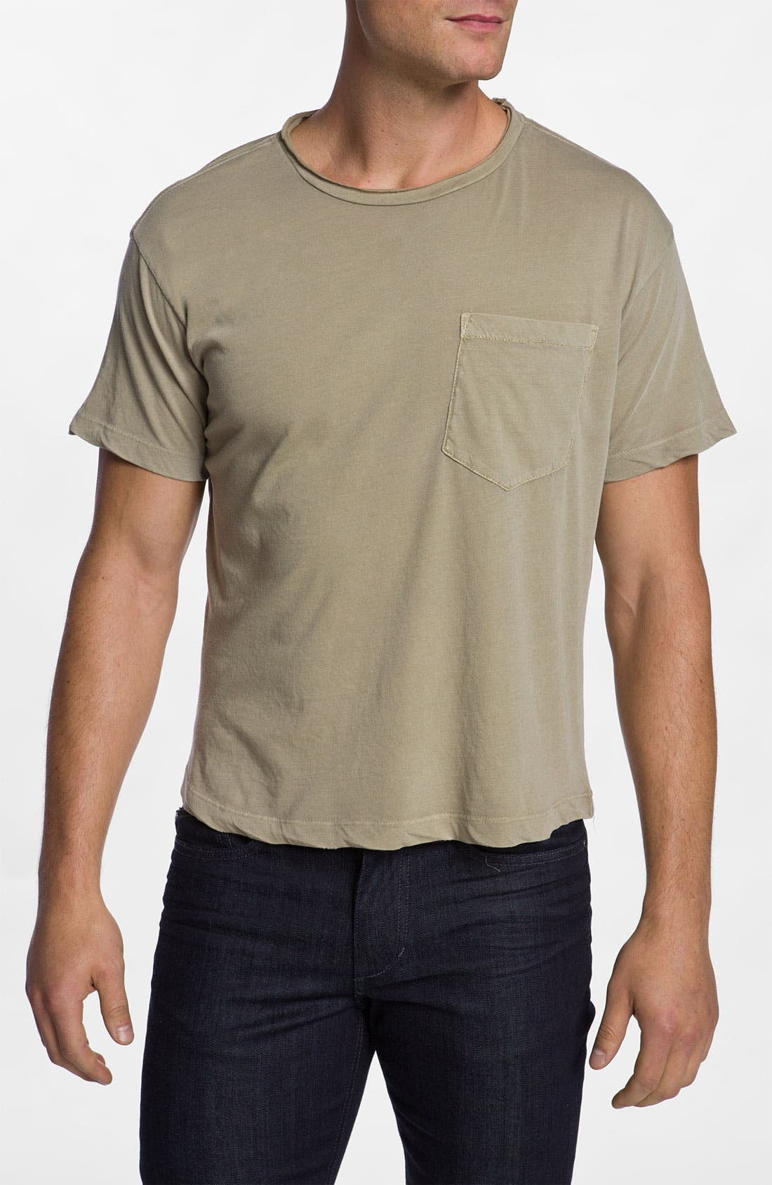 Alternate Image 1 Selected - RVCA Pocket T-Shirt
