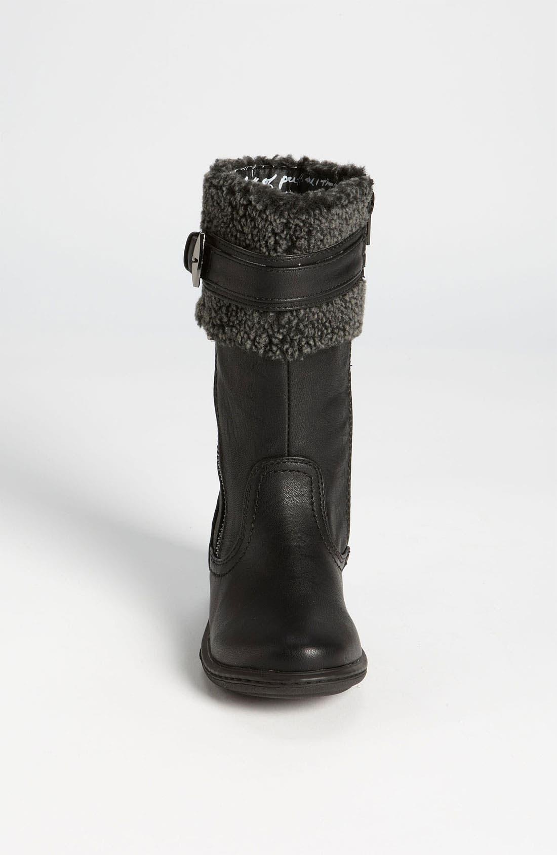 Alternate Image 3  - kensie Faux Fur Trim Boot (Toddler, Little Kid & Big Kid)