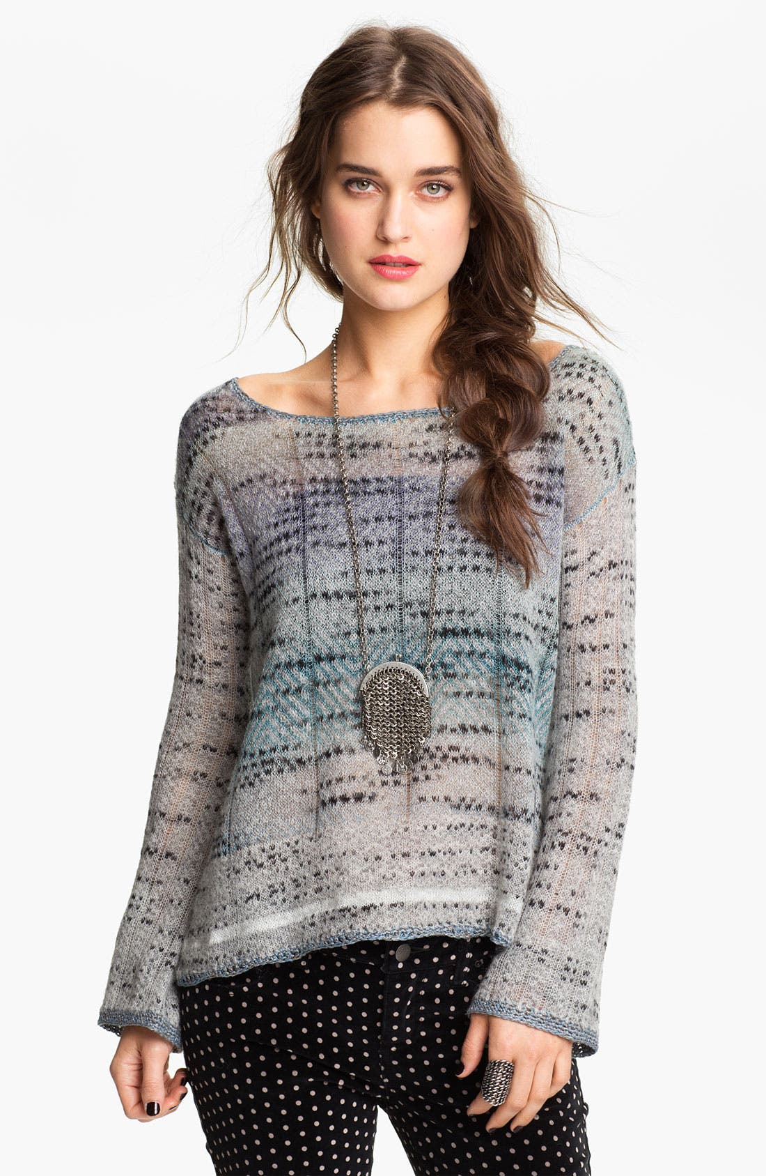 Alternate Image 1 Selected - Free People 'Morning Bell' Pullover