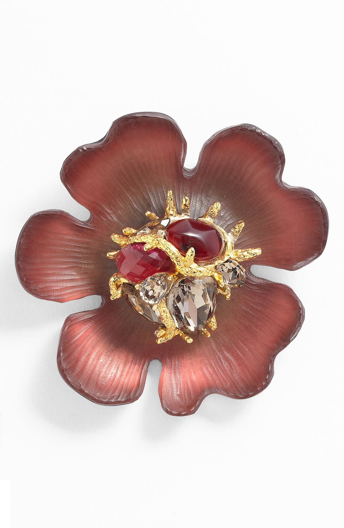 Alternate Image 1 Selected - Alexis Bittar Encrusted Flower Statement Pin (Nordstrom Exclusive)