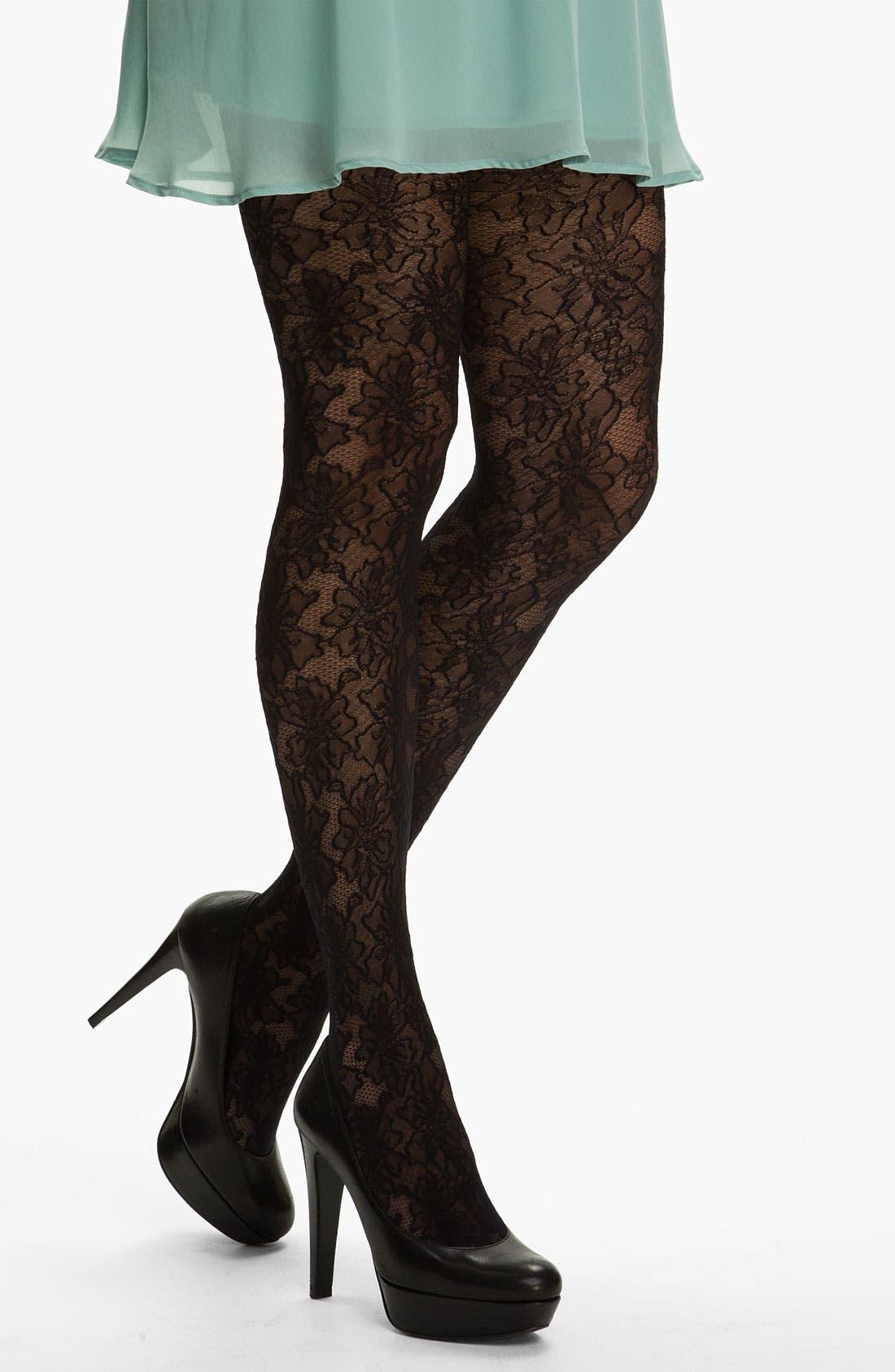 Main Image - Oroblu 'Collant Marie' Pantyhose