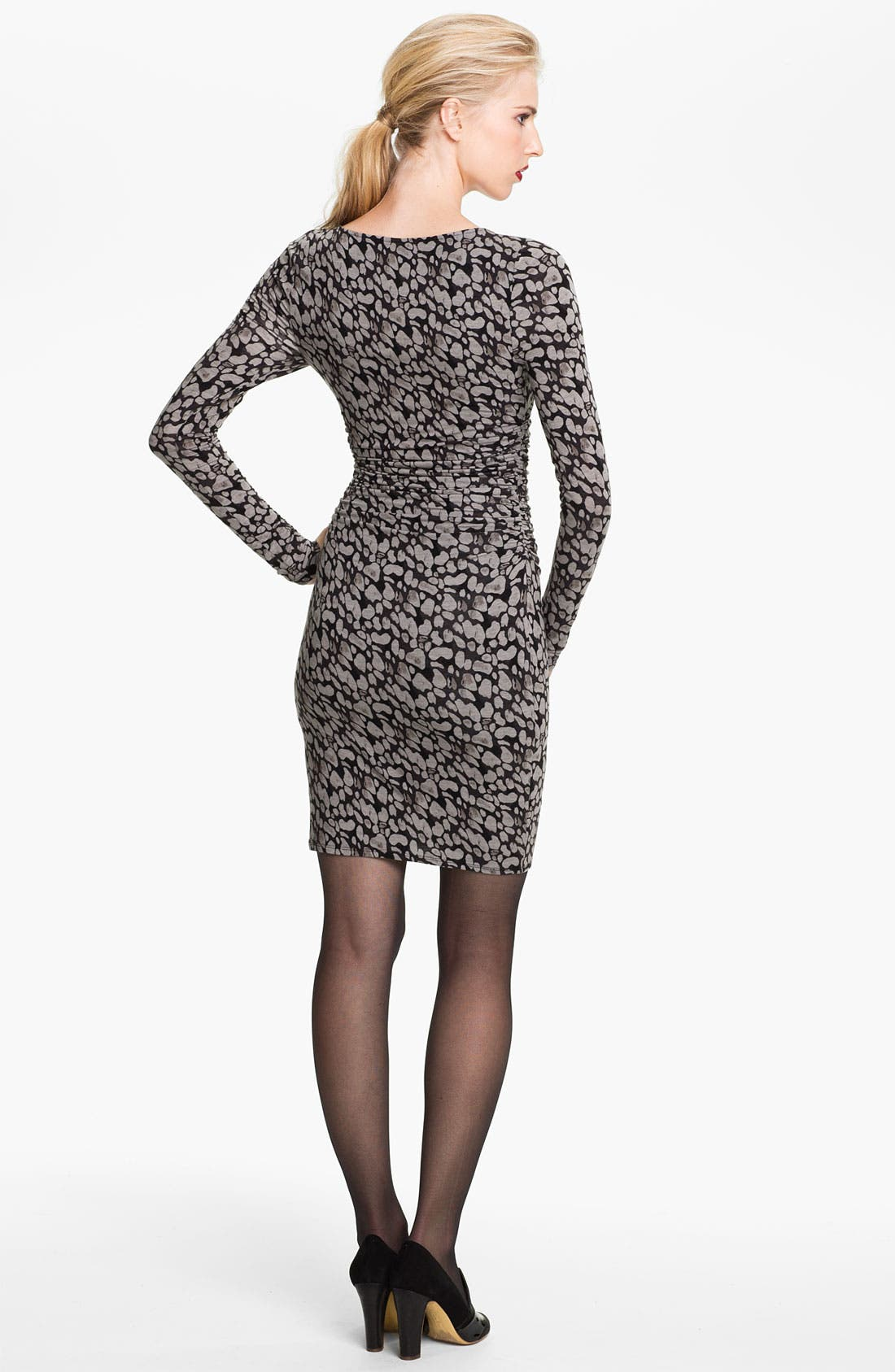 Alternate Image 2  - Tracy Reese Print Jersey Dress