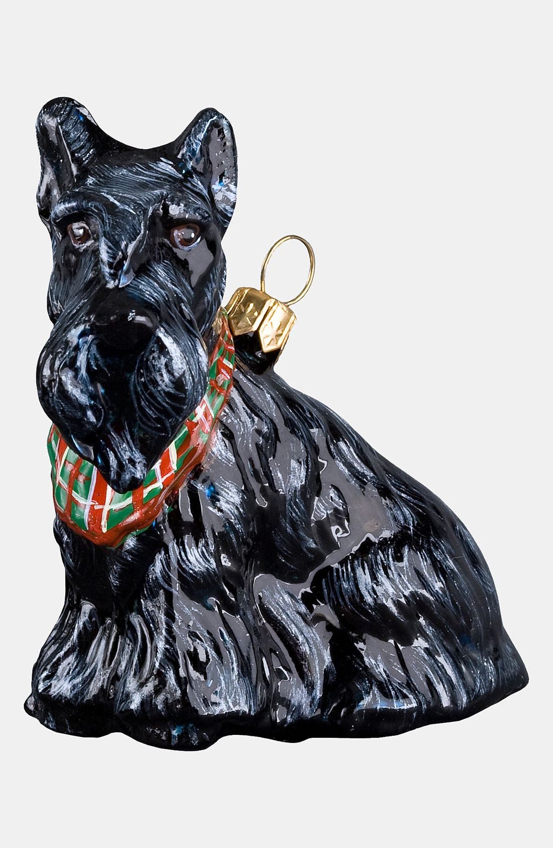 Alternate Image 1 Selected - Joy to the World Collectibles 'Scottish Terrier with Bandana' Ornament