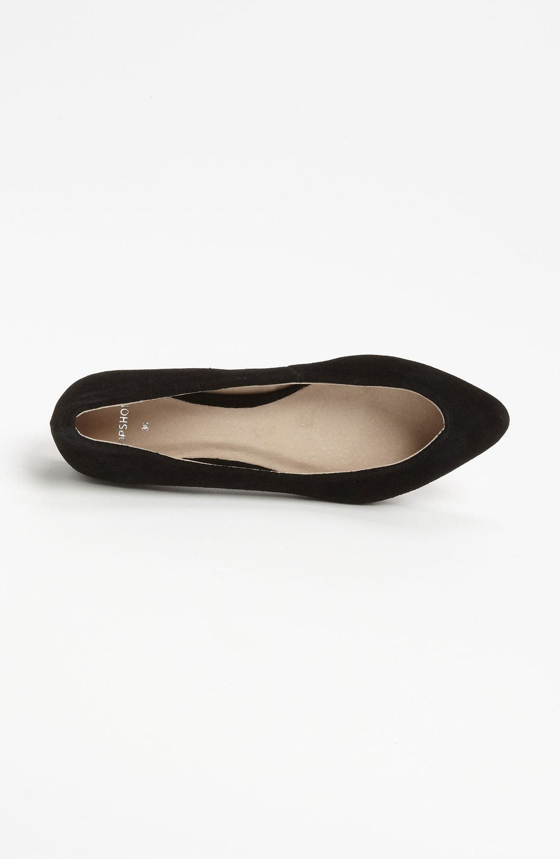 Alternate Image 3  - Topshop 'Milly' Flat
